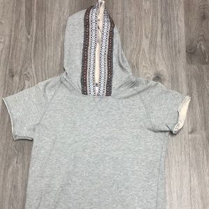 Hoody top shirt(kids)